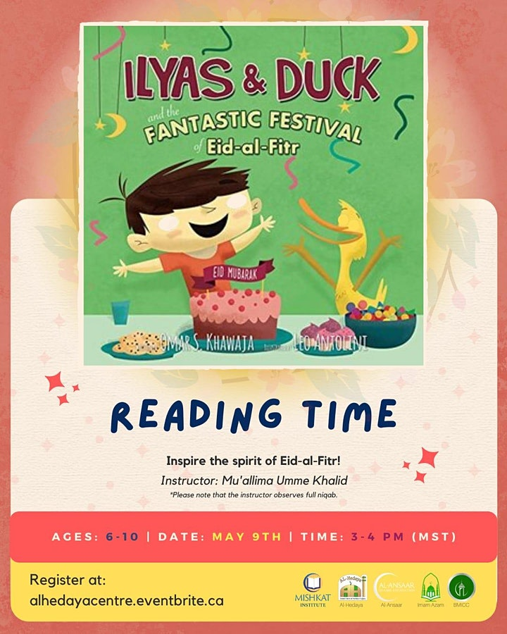 Ilyas & Duck-Age 6 to 10 image