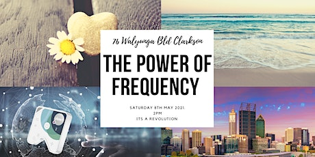 The Power of Frequency - An Intro to Healy ... Science meets Spirit tickets