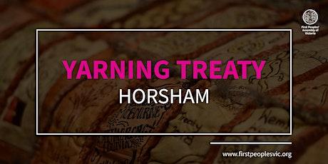 Yarning Treaty — Horsham tickets