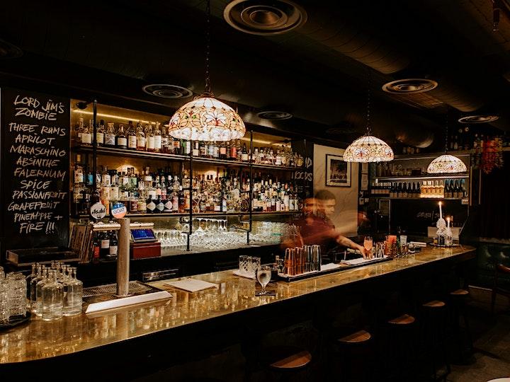 High Jinks Bar + Ironbark Gin // Interactive Tasting Session image
