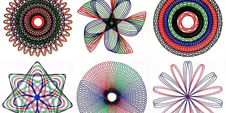 OPEN DAY: Spirograph Drawing tickets