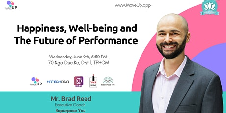 Happiness, Well-being and The Future of Performance tickets