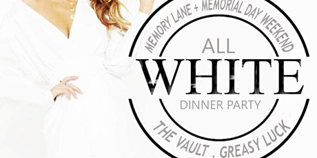 All White Dinner Party tickets