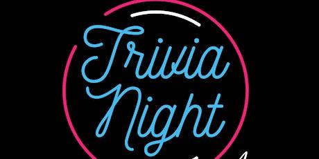 Gunners Trivia Night tickets