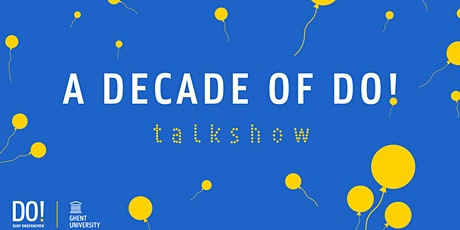 A Decade of DO! tickets