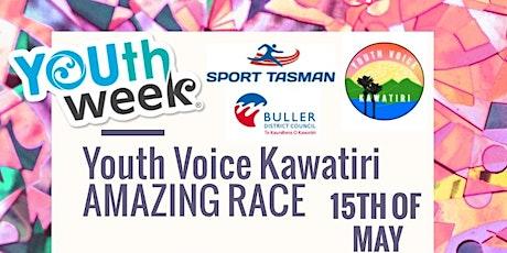 Kawatiri Youth Voice AMAZING RACE tickets