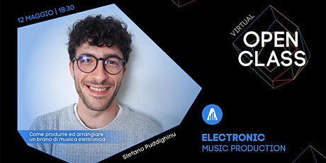 Virtual Open Class • Electronic Music Production tickets