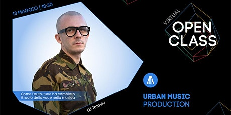 Virtual Open Class • Urban Music Production biglietti