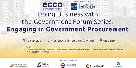 Doing Business with the Government Forum Series tickets