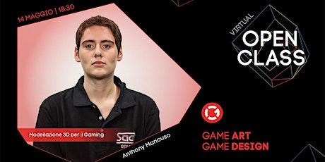 Virtual Open Class • Corsi Games biglietti