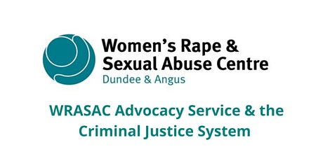 WRASAC Advocacy Service and the Criminal Justice System tickets