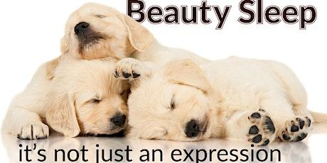 Sleep Beautifully Workshop tickets