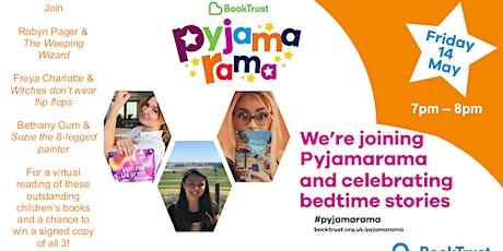 Book Trust Pyjamarama with Robyn Pager, Freya Charlotte & Bethany Gum tickets