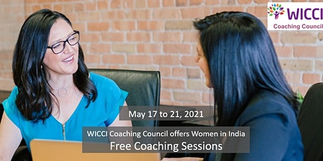 WICCI Free Coaching Sessions tickets