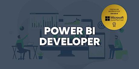 Power BI Developer - Premium Workshop tickets