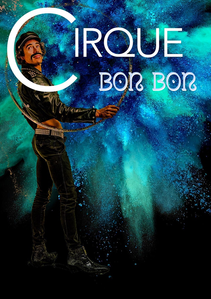 Cirque Bon-Bon Presenting Patrons Angela & Tim Rossi & Judi Bailey image