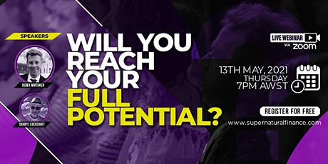 Will You Reach Your Full Potential? tickets