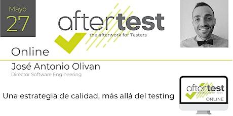 Una estrategia de calidad, más allá del testing entradas