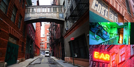 'The Secrets of TriBeCa: Lofts, Artists, & Alleyways' Webinar tickets
