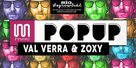 IMMERSED POP UP PDX tickets
