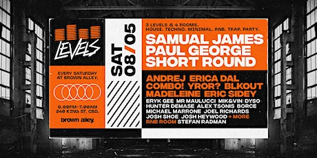 LEVELS - OLD SKOOL VIBES tickets