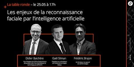 Les enjeux de la reconnaissance faciale par l'intelligence artificielle billets