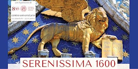 Serenissima 1600 - concerto Vivaldi e l'Europa biglietti