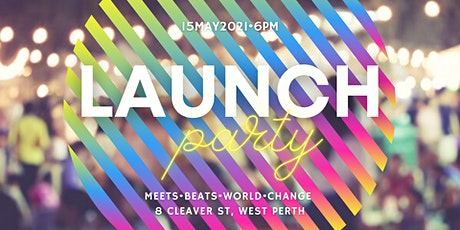 Humanitarian Aid - LAUNCH PARTY! tickets
