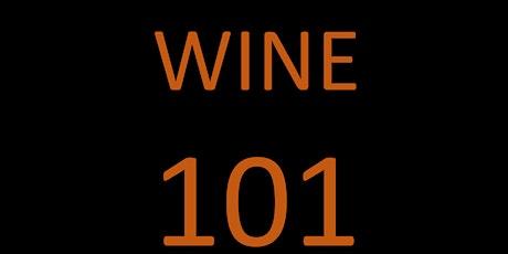 WINE 101 - Wine Appreciation Course tickets