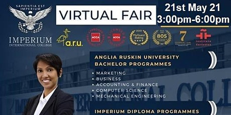 Virtual Fair with Imperium International College tickets