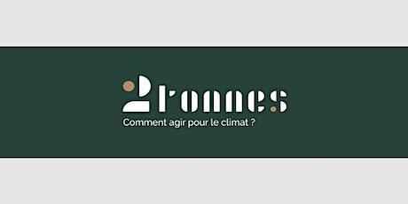 ATELIER 2tonnes : VERS LA NEUTRALITÉ CARBONE EN 2050 ! [EN LIGNE, GRATUIT] billets