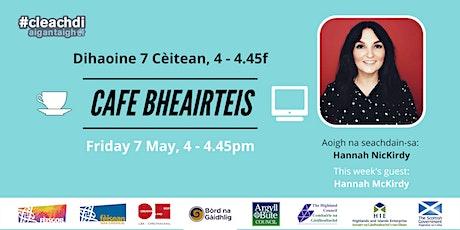 FnG: Cafe Bheairteis tickets