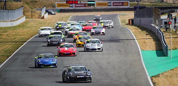 Porsche Sportscup in Oschersleben: Bild