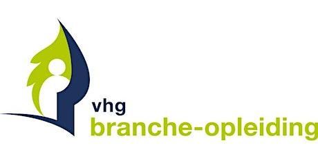 Open Dag VHG branche-opleiding TerraNext tickets