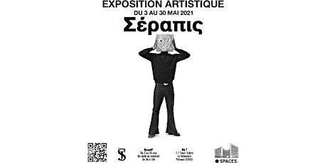 Exposition artistique : Sérapis tickets