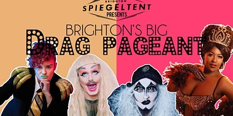 Brighton Big Drag Pageant 2021 tickets