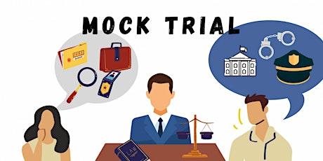 Mock Trial: Debate skill tickets