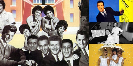 'The Brill Building, Part II: The Rock & Pop Years' Webinar Tickets