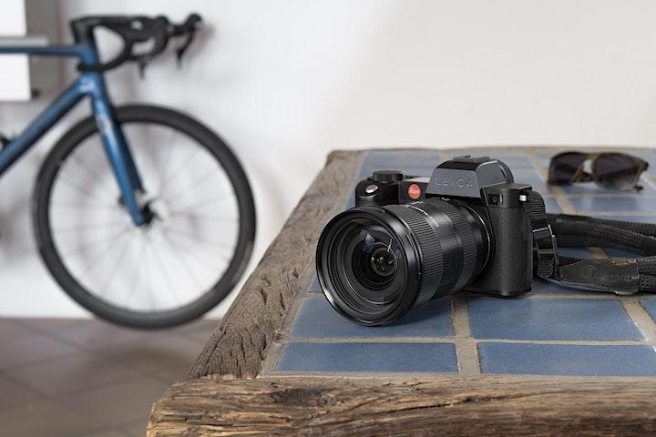 Image pour Test Drive Leica SL système au Leica Store Marseille