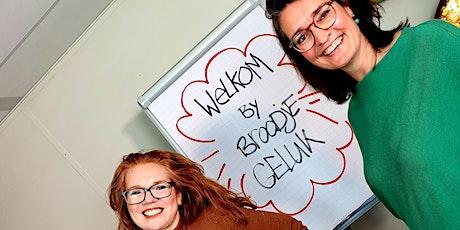 gratis webinar  Broodje GELUK: het succes van minder stress tickets