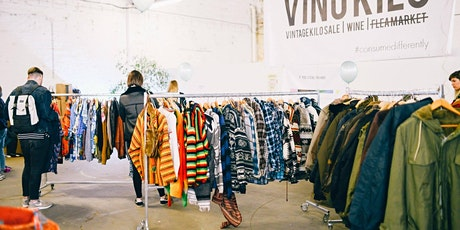 Estate Vintage Kilo Sale  • Torino • Vinokilo tickets