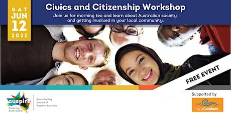 FREE: Civics and Citizenship Workshop - City of Cockburn tickets