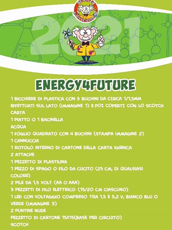 Immagine Laboratorio Interattivo - ENERGY4FUTURE