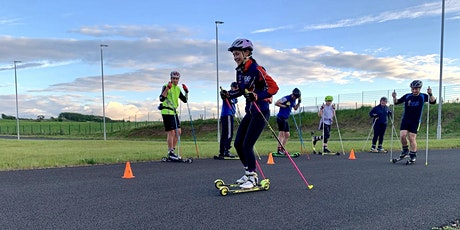 Fife Roller Ski Club Sessions - May tickets