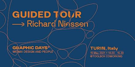 Guided Tour | Richard Niessen x Graphic Days® Eyes On The Netherlands biglietti