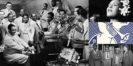 'History of Jazz in NYC' Webinar & 78rpm Listening Party: Wartime Jazz tickets