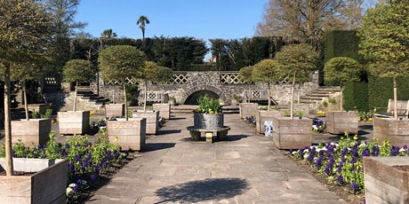 Timed entry to Dyffryn Gardens (10 May - 16 May) tickets