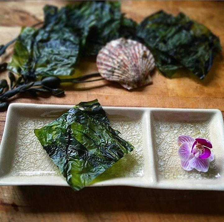 Spring Seaweed and Coast image