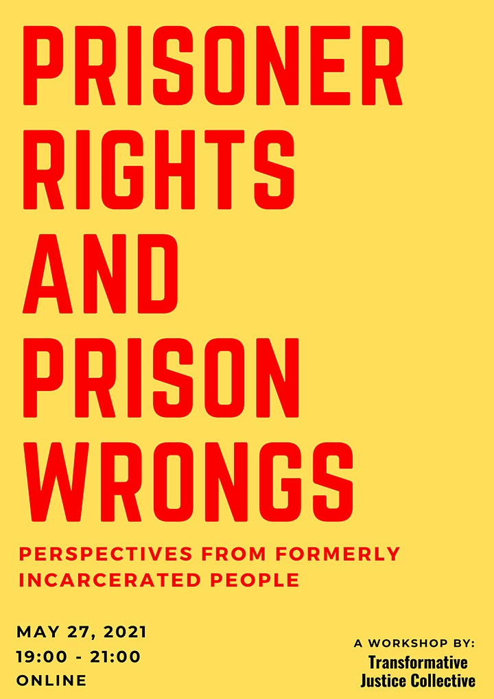 Prisoner Rights and Prison Wrongs image