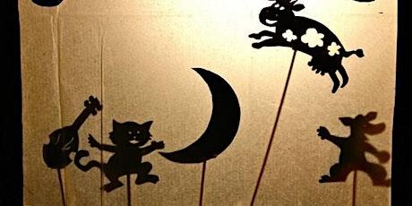 Laboratorio Inglese Online - Shadow Puppet Thaetre biglietti